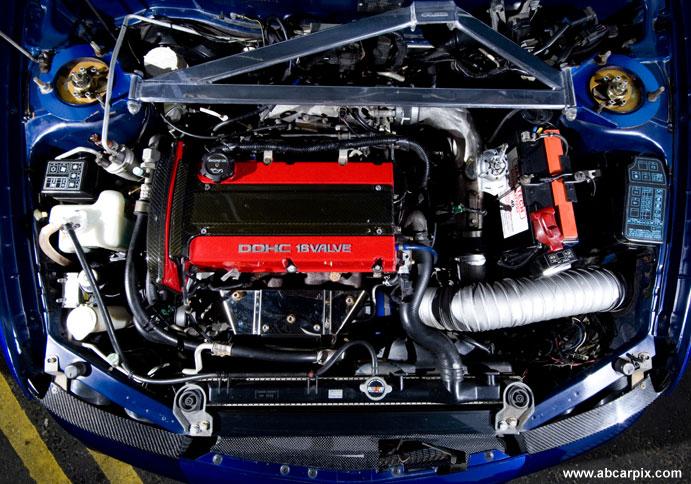 Evo  Engine Build